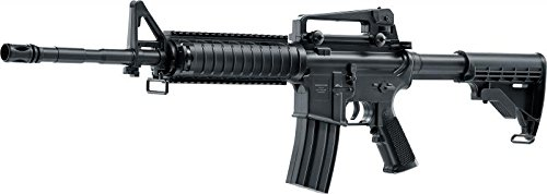 Oberland Arms OA-15 M4 Ris Airsoft-Gewehr elektrisch, 2.6313 - Semi Auto Air-pistole