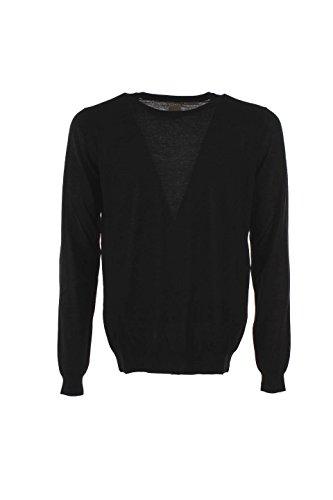 Maglia Uomo Kaos Collezioni S Nero Fi2nt001 Autunno Inverno 2015/16