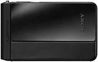 Sony DSC-TX30B.CE3 Appareil Photo Numérique Full HD Etanche 18 Mpix Zoom optique: 5x Noir