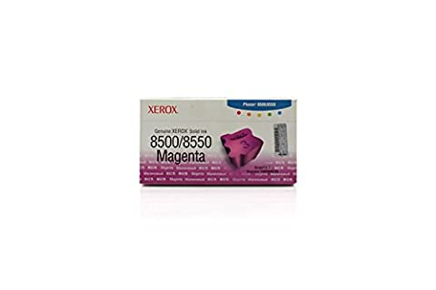 Xerox Phaser 8550 ADT - Original Xerox 108R00670 - Cartouche d'encre Solide Magenta - 3000 pages