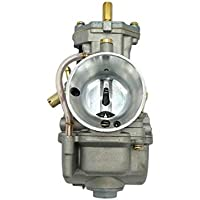Harlls Carburetor For PWK Motorcycle Engine Carb Great Replacement for The Old Carburetor Auto Accessory - Gray