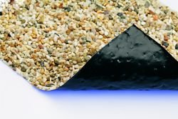 Oase Steinfolie sand - Meterware 1,20 m