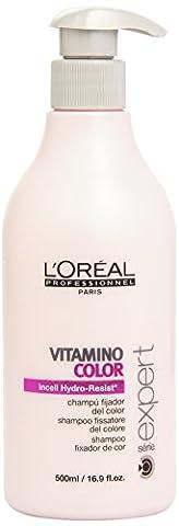 L'Oréal Professionnel Shampooing Fixateur de Couleur 500 ml