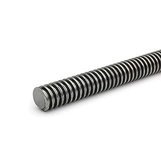 Trapezgewindespindel RTS TR 22X5 rechts - ZUSCHNITT 10 bis 2000mm (20,15 EUR/m + 0,25 EUR pro Schnitt) 400mm