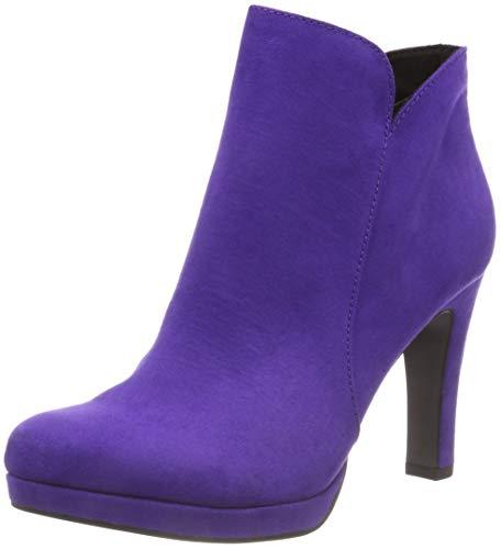 Tamaris Damen 25316-21 Stiefeletten, Violett (Violet 669), 39 EU