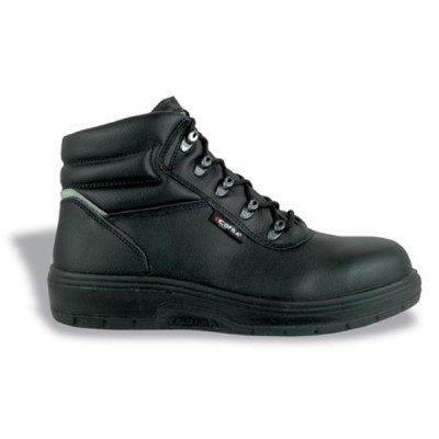 Cofra 82020-000 - Protettivo mens calzature in pelle, colore nero,