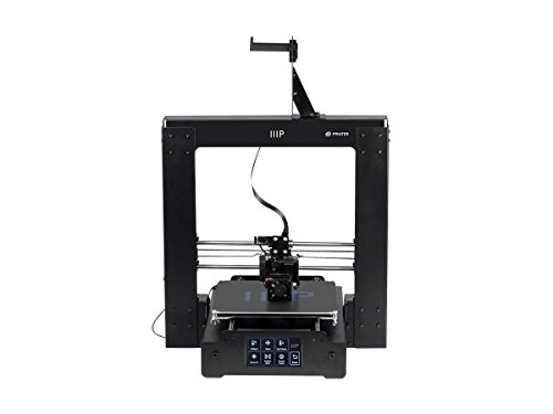 Monoprice Maker Select Plus 3D Printer 3D-Drucker und Euro-Netzadapter (Typ F) 121871 - 3
