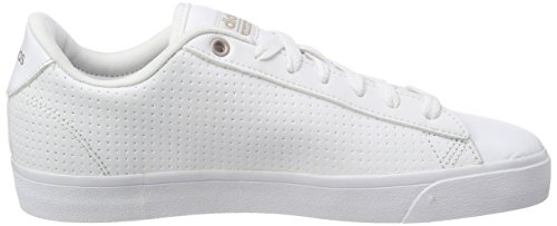 adidas Damen Cloudfoam Daily QT Clean Sneaker Weiß (Footwear White/Grey Two)