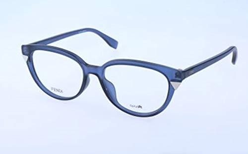 Fendi Damen FF 0141/F MQP/16-51-16-140 Brillengestelle, Blau, 51