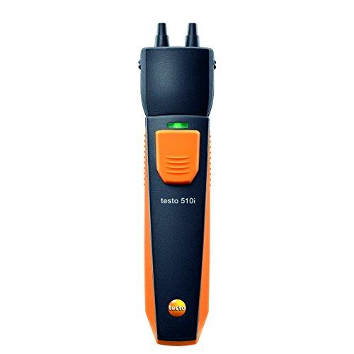 Testo 510i Differenzdruckmessgerät mit Smartphone Bedienung, 0560 1510