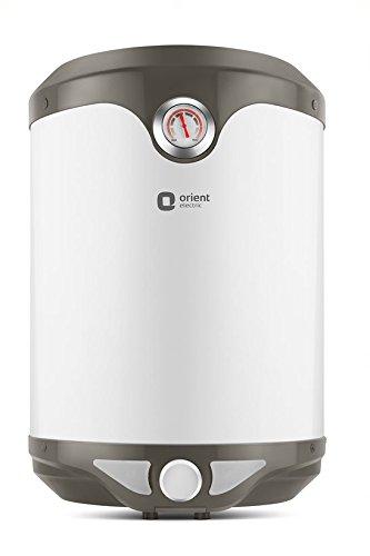 Orient Electric Essential Storage 15L Vertical Water Heater-BEE 5 Star