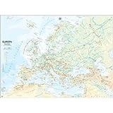 eBook Gratis da Scaricare Carta Geografica Europa Fisico Politica (PDF,EPUB,MOBI) Online Italiano