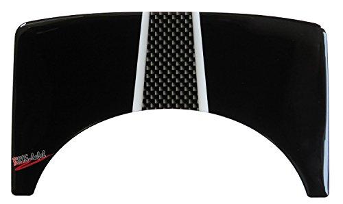 550000-VA Tankrucksack Pad 3D Carbon Stripe Tank-Schutz passt für Honda CBF 1000