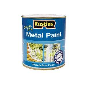 Rustins RUSMPSSWH1L Decorative Paints