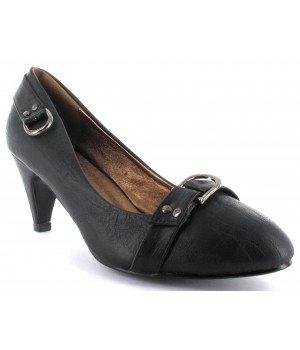 CIFA - Escarpins Noir - RY-001-1 Noir