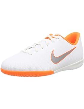 Nike Mercurialx Vapor XII Academy IC Junior, Zapatillas de Fútbol Unisex Niños
