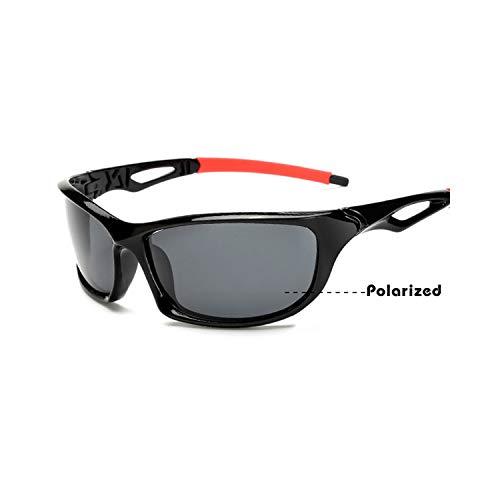 Sportbrillen, Angeln Golfbrille,NEW Arrival Men's Sunglasses Car Drivers Night Vision Goggles Anti-Glare Yellow Sun Glasses Women Driving Glasses Oculos red legs 75 Night Vision
