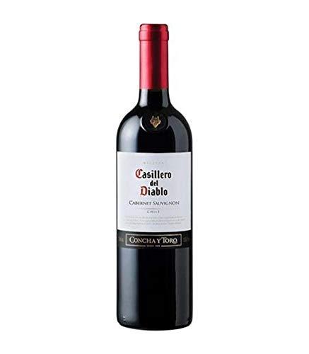 Cabernet Sauvignon 2017 Casillero del Diablo