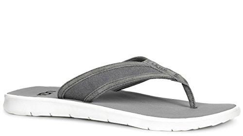 UGG Schuhe - Zehentrenner MAKOHE - 1010607 - metal grey Metal Grey