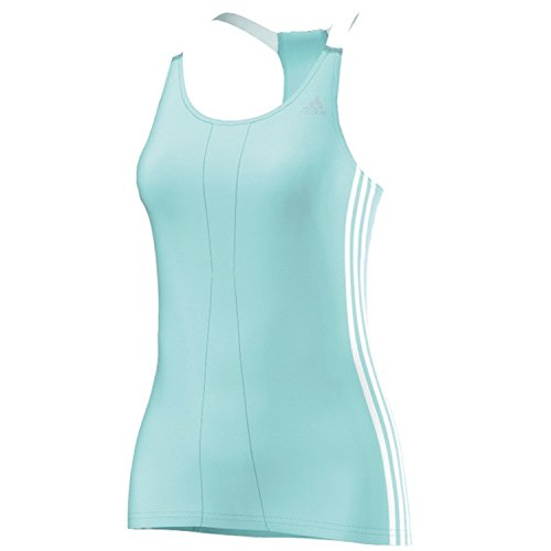 Adidas Performance Canotta Palestra Top, donna, White, 14