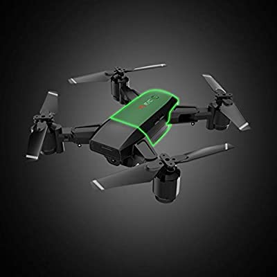 fghdfdhfdgjhh S30 2.4G RC Drone with 720P Wifi Camera Foldable Mini Quadrocopter 4CH 6-Axis Drone Built-in GPS One Key Return