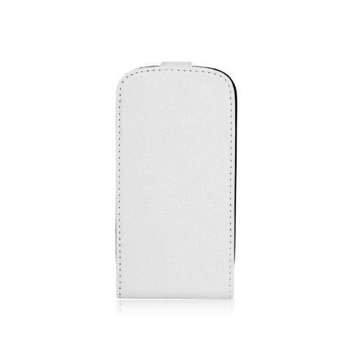 Xqisit 1357Schutzhülle für iPhone 5 Weiß