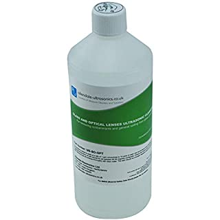 Glass and Optical Lenses Ultrasonic Cleaner Solution - 1 Litre