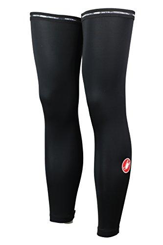 CASTELLI UPF 50+ Light Leg Skins Legwarmer, S schwarz -