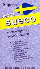 Lexicon Sueco-Español / Español-Sueco por Sopena