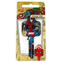 Marvel Comics House Schlüssel-Spiderman UL2passt 99% von Türen