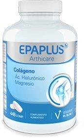 EPAPLUS Colágeno + Hilaurónico + Magnésio 448 Comprimidos