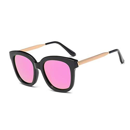 YIWU Brillen The New Net red Celebrity Gleicher Absatz Sonnenbrillen Weibliche Gezeiten Polarisierte leichte koreanische Version Sonnenbrillen Treiben schwarzes rundes Gesicht an Brillen & Zubehör