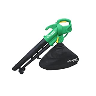 Kingfisher Garden Leaf Blower And Vacuum (One Size) (Green/Black)