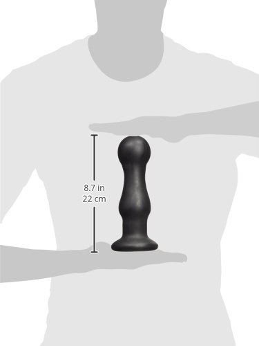 Colt Jumbo Probes, Dildo, schwarz - 4