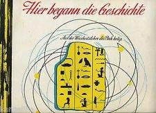 Ici a commencé l'histoire - Sons et lumières Pyramides et sphinx - 1961 - des maximes de Ptah-Hotep - stéréo - 2 disques avec un livret de gaston Bonheur Tous nos disques sont d'occasion. bon état - décollement de l'une des pochettes, vers le bas -