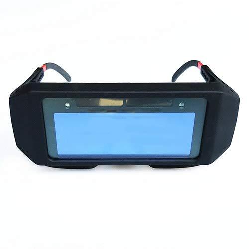 Solar Auto Oscurecimiento Soldadura Casco Ojos Protector