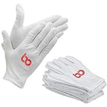 Bon Organic Reusable Cotton Gloves (Pack Of 10)