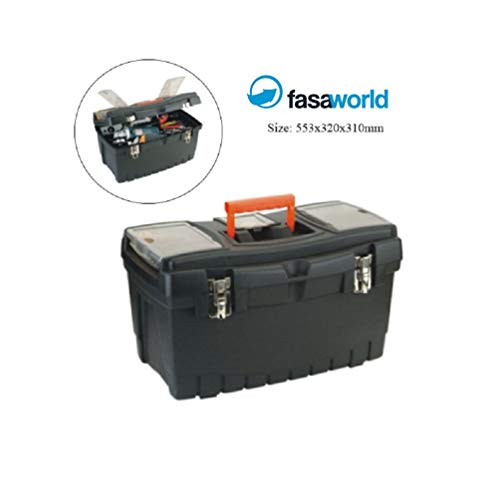 Caja de herramientas Art Plast SRL 2500 40X34X13