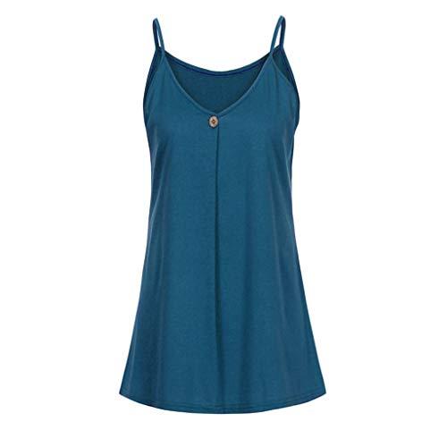 Printemps été Tops,OIKAY Tee Shirt T-Shirt Ample pour Femme Femme Blouse Manche 3/4 Chemise Tunique Lâche T Shirt
