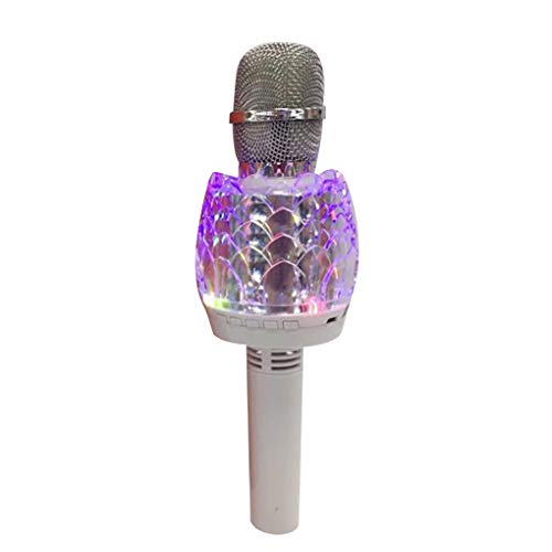 Chunyang Q101 K Song-drahtloses Mikrofon Handy KTV Karaoke-Mikrofon Mini Compact Pocket-Mic