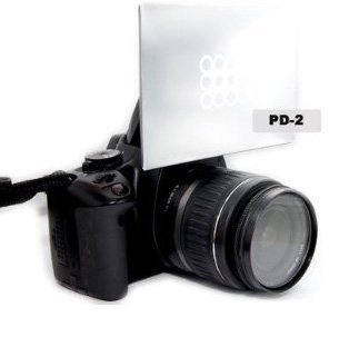 CowboyStudio PD-2 Diffuser Großes Studio Softbox Blitz-Diffusor für Canon EOS/Nikon/Olympus/Pentax/Sony/Sigma andere externe Blitzgeräte