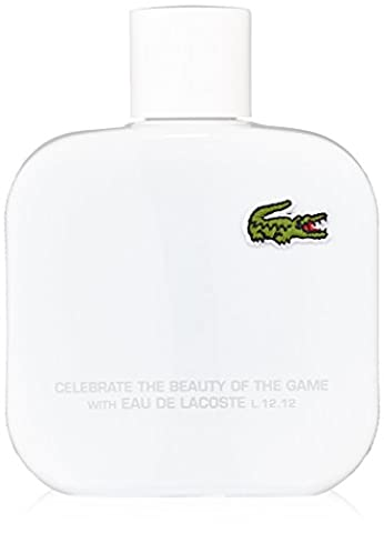 Lacoste Eau De Lacoste L.12.12 Blanc 100 ml Eau de Toilette Spray für Ihn Limited Edition, 1er Pack (1 x 100