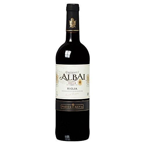 (D.O.Rioja) Vino tinto Castillo Albai cosecha 0.75 cl