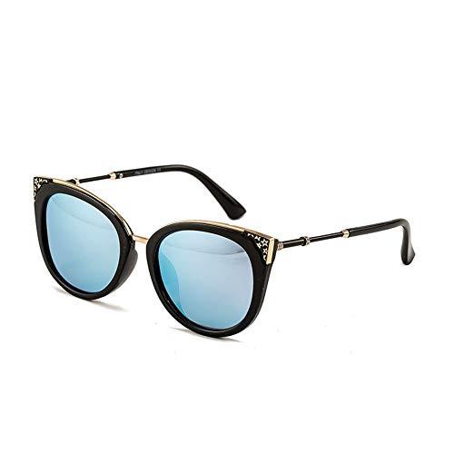 Polarisierte Sonnenbrille Italienische Flut Marke Mode Rahmen Sonnenbrille Cat Eye Polarisierte Sonnenbrille Weiblich, 2