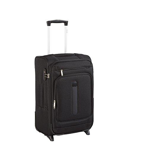 delsey-manitoba-luggage-trolley-cabin-slim-2r-55-black