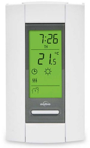 Aube von Honeywell th115-a-240d-b/U Programmierbarer Elektronischer Thermostat -