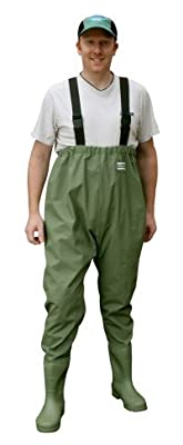 Shakespeare Waist Chest Waders by SHAKESPEARE