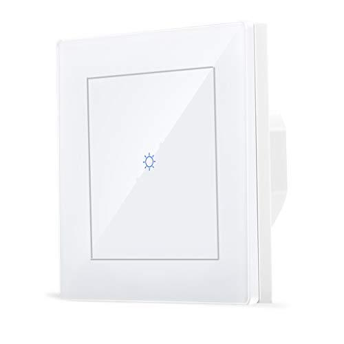 Smart zigbee 1 Interruptor de luz de grupo en la pared para...