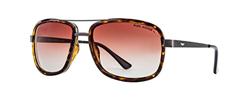 Park Avenue Palarized Square Men's Sunglasses (PA-7115-C3)  available at amazon for Rs.2950