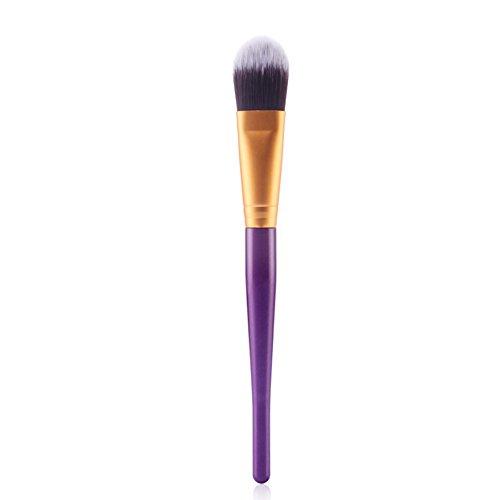 Demiawaking multifonction Maquillage Brosse Cosmétique Poudre Fard à paupières Fond de teint BB Crème Brosse Outil
